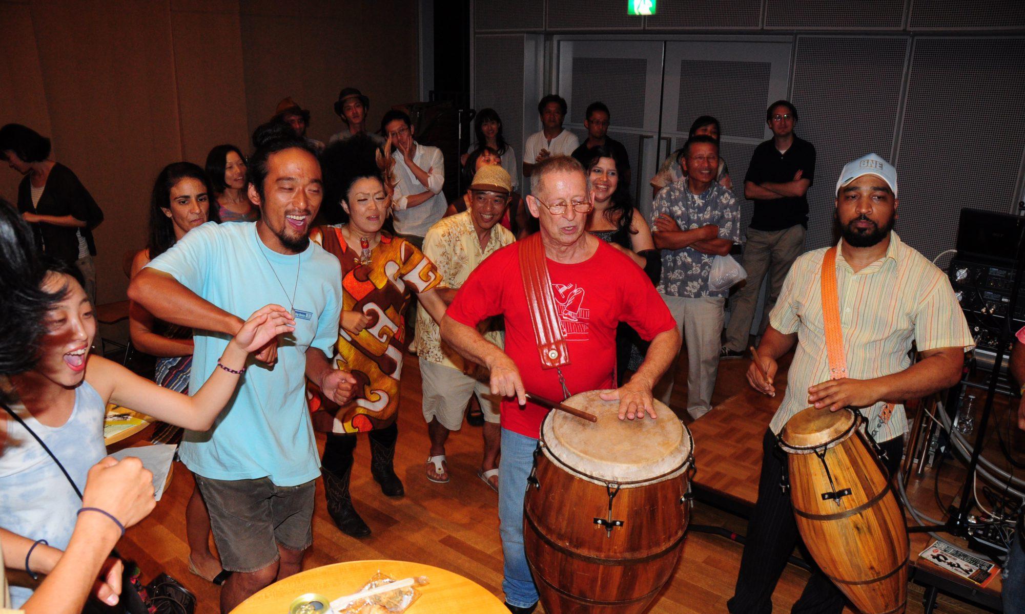 国際的な音楽交流を中心に高知を楽しくするプロジェクト